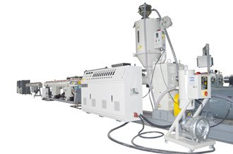 ppr pipe extruding line