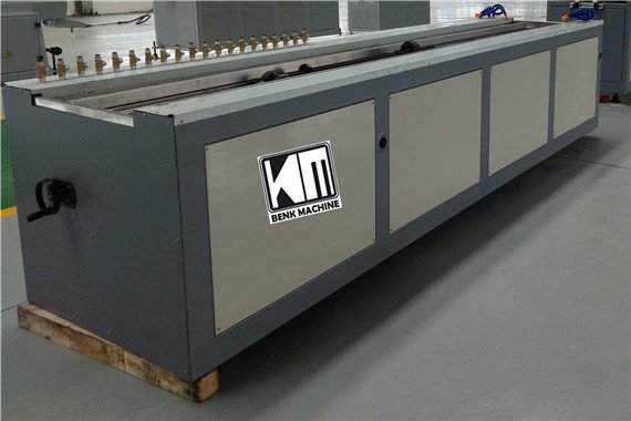 vacuum table for PVC profile extruding machine