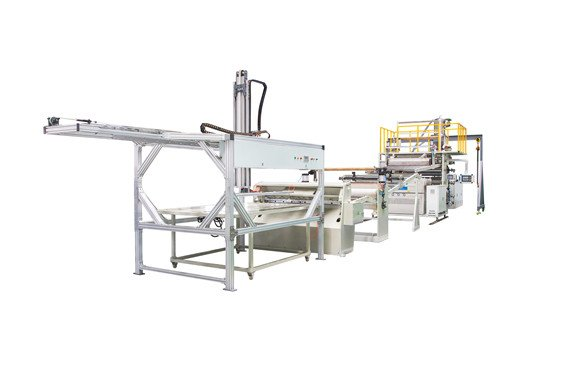 PVC marble extrusion machine