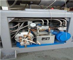 vacuum pump in extruder