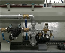 easy disassembly pipe connection with pipe fitting