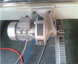 reducing motor of cutter