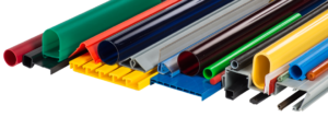 Products of plastic extrusion
