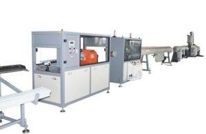 Plastic Pipe Extrusion Machine, Plastic Tube Extruder