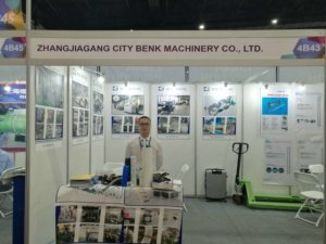 our stand in Interplas