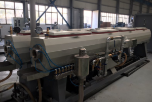 PVC Pipe Extrusion Machine, PVC Pipe Production Line
