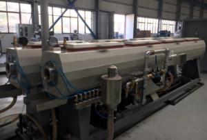 PVC pipe vacuum tank