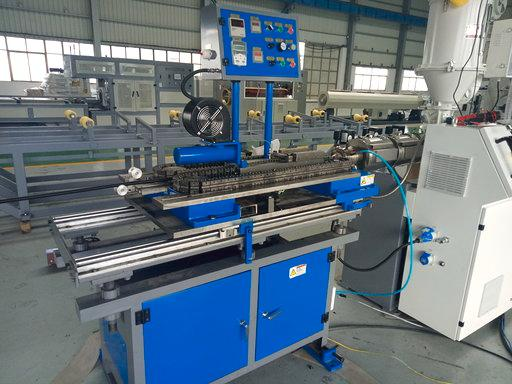 forming machine for single wall corrugated pipes