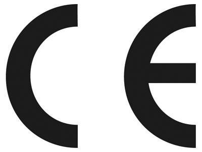CE certificate logo