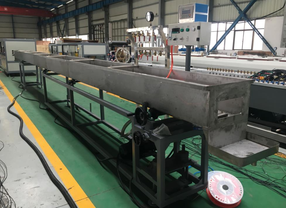 cooling tank for PS photo frame line