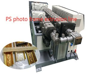 ps photo frame extrusion line