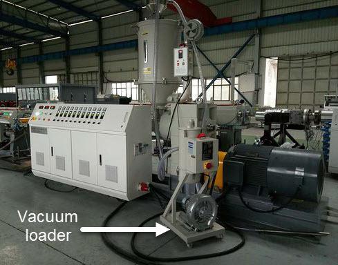 vacuum loader