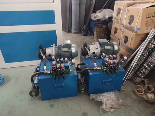 Hydraulic station spare parts