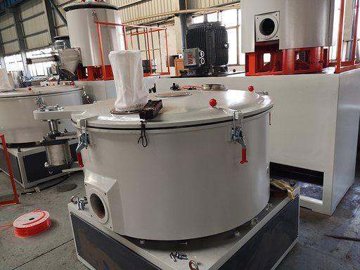 High speed mixer - cooling pot