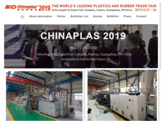 ChinaPlas 2019 in Guangzhoua – Benk Machinery
