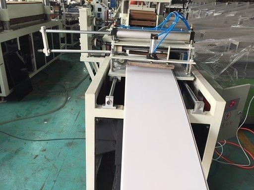 PVC ceiling manufacturing machine