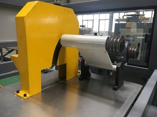 Knife-lift cutting machine