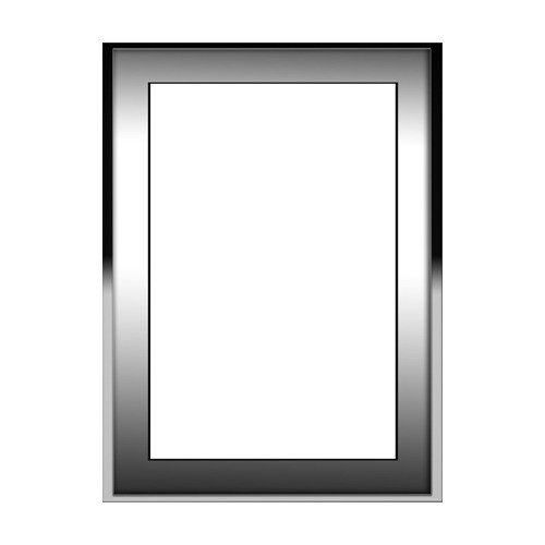 Metal frame for pictures