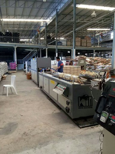 PVC corner bead extrusion line downstream equipment